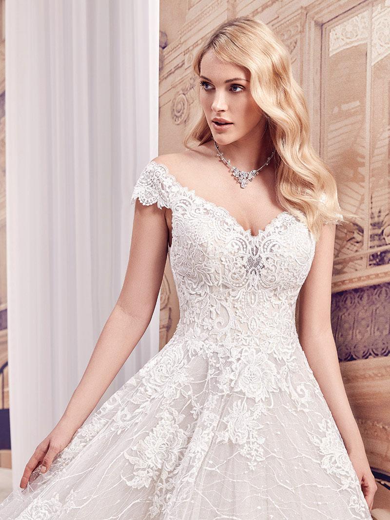 robe de mari e md295 par eddy k chez white boutik paris